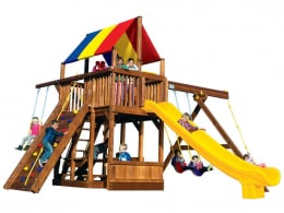 40a Monster Clubhouse Pkg Ii Feature Model Kids