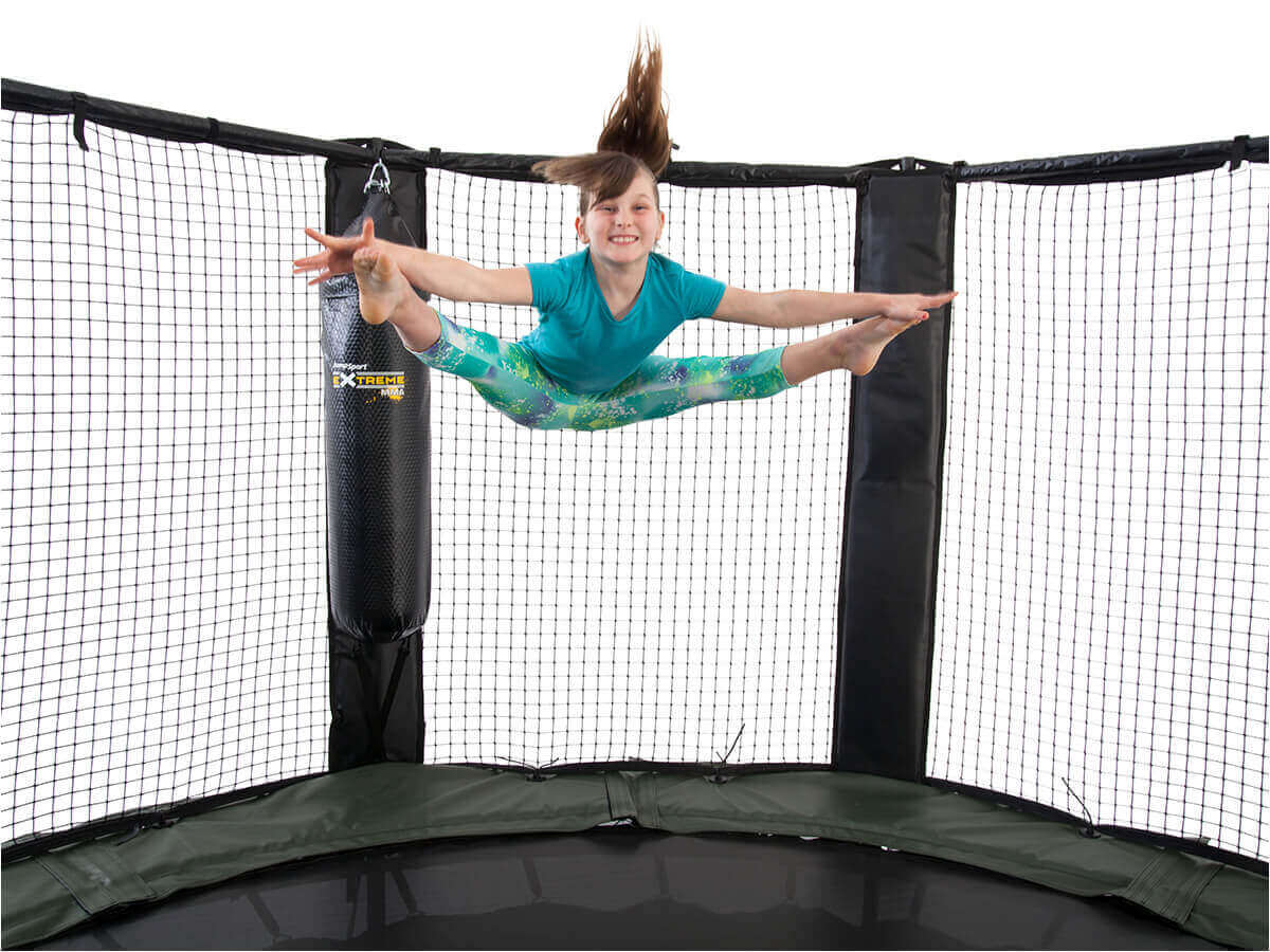 Alleyoop Trampoline Extreme Value Pack 1