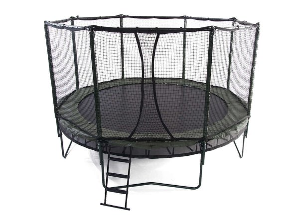 Alleyoop Trampoline Octagon Enclosure Kit 1