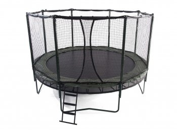 AlleyOOP Trampoline Octagon Enclosure Kit