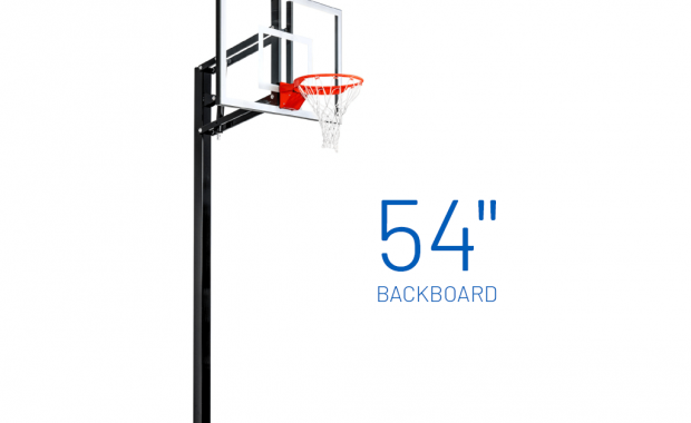 Basketball Hoop Adjustable In Ground Eliteplus