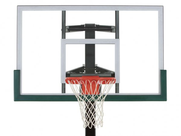 Basketball Hoop Backboard Edge Pad Green