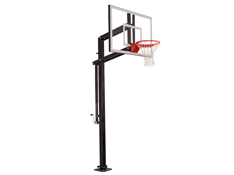 Extreme 454 In-Ground Basketball Hoop