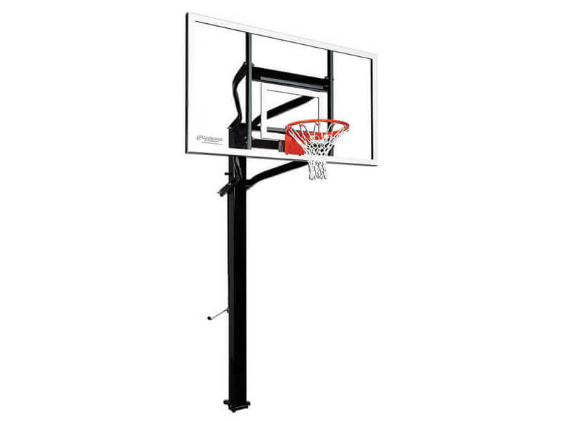 Extreme 672 In-Ground Basketball Hoop