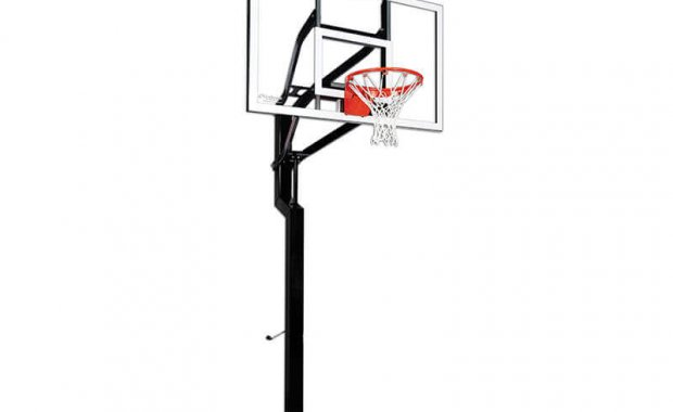 Signature All American  In-Ground Basketball Hoop