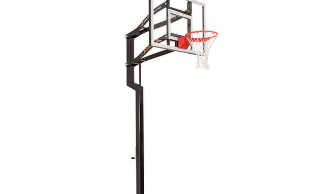Signature Contender In-Ground Basketball Hoop