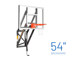 Basketball Hoop Wall Mount Adjustable Gs54