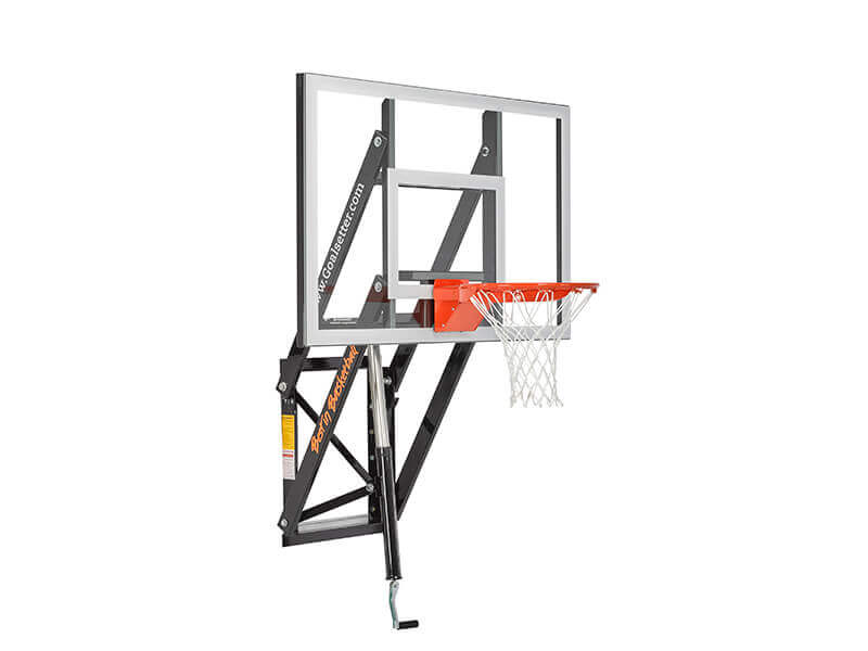GS-54 Wall Mount Adjustable Basketball Hoop
