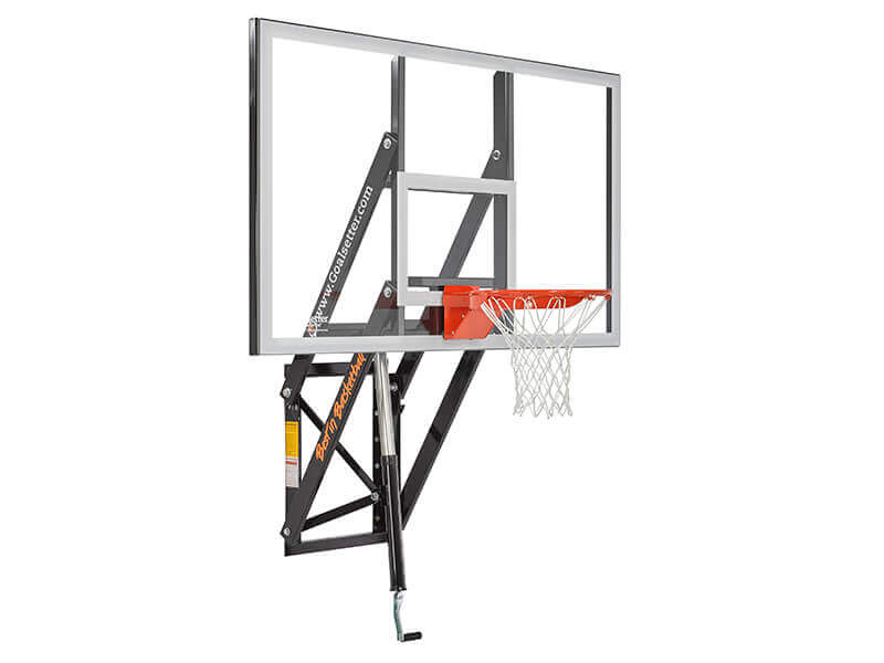 GS-72 Wall Mount Adjustable Basketball Hoop