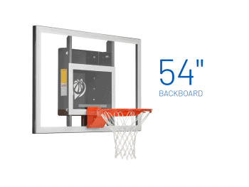 Basketball Hoop Wall Mount Baseline Gs54