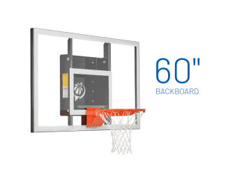 Basketball Hoop Wall Mount Baseline Gs60