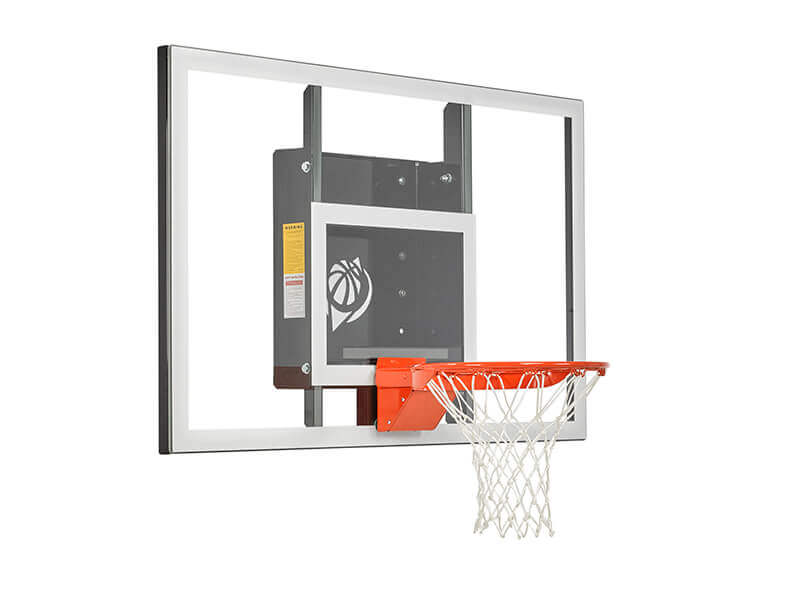Baseline GS60 Wall Mount Basketball Hoop