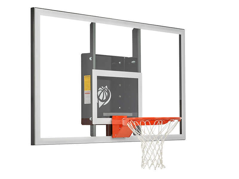Baseline GS72 Wall Mount Basketball Hoop