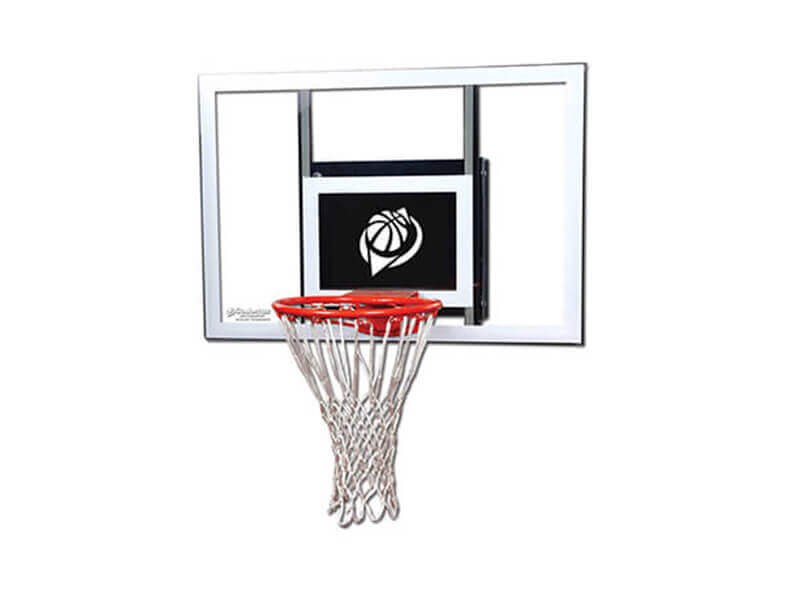 Baseline Junior Wall Mount Basketball Hoop