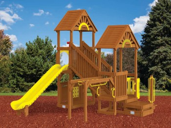 Commercial Swing Set Design 401 A1