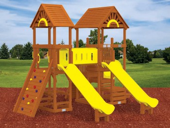 Commercial Swing Set Design 506 A1
