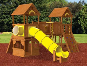Commercial Swing Set Design 601 A1