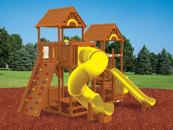 Commercial Swing Set Design 702 A1