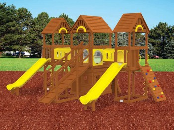 Commercial Swing Set Design 802 A1