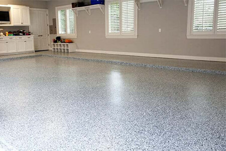 Epoxy Basement Floor Coating 1