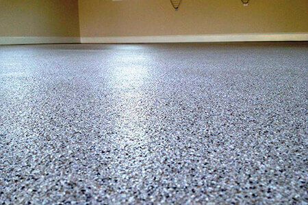 Epoxy Basement Floor Coating 2