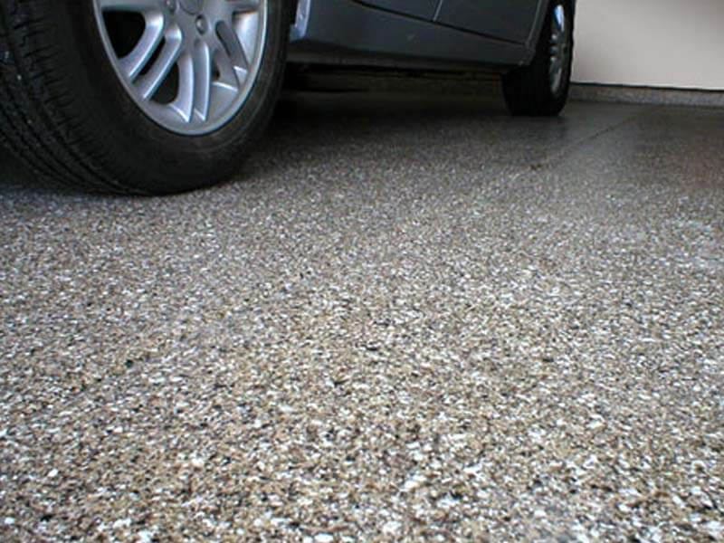 Epoxy Garage Floor Coating 1