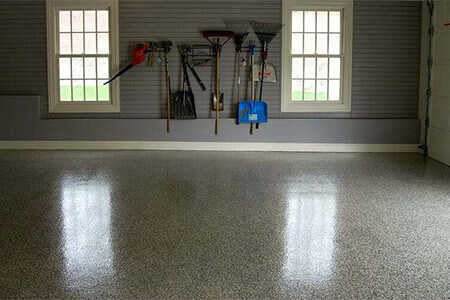 Epoxy Garage Floor Coating 4