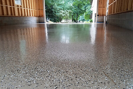 Epoxy Garage Floor Coating 5