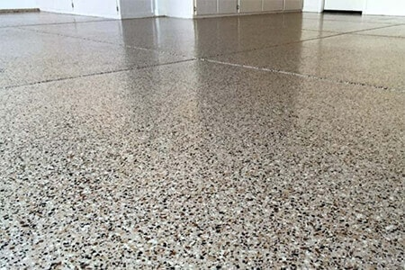 Epoxy Showroom Floor Coating 1