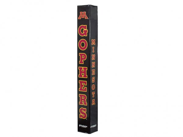 Goalsetter Collegiate Pole Pad Gophers Black Left