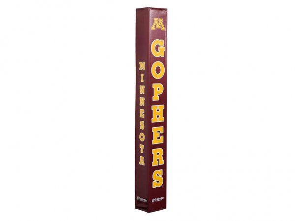Goalsetter Collegiate Pole Pad Gophers Maroon Right