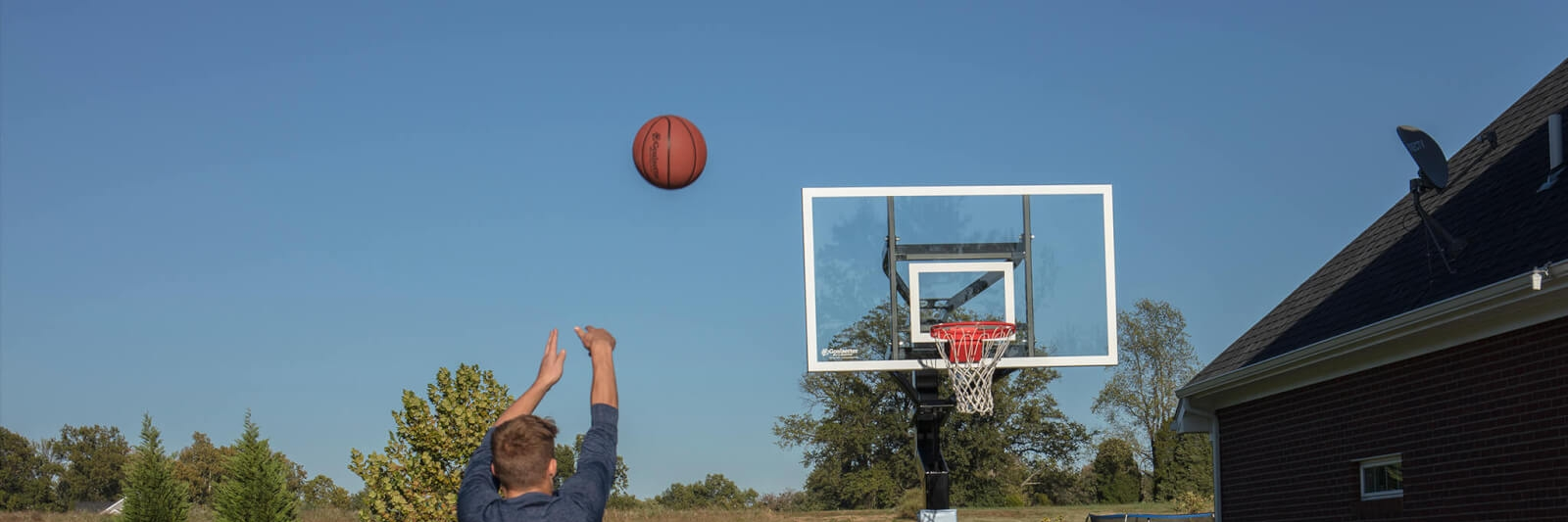 Goalsetter Outdoor Basketball Hoop