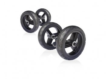 Springfree Trampoline Shifting Wheels